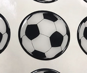 Domed Soccer Ball